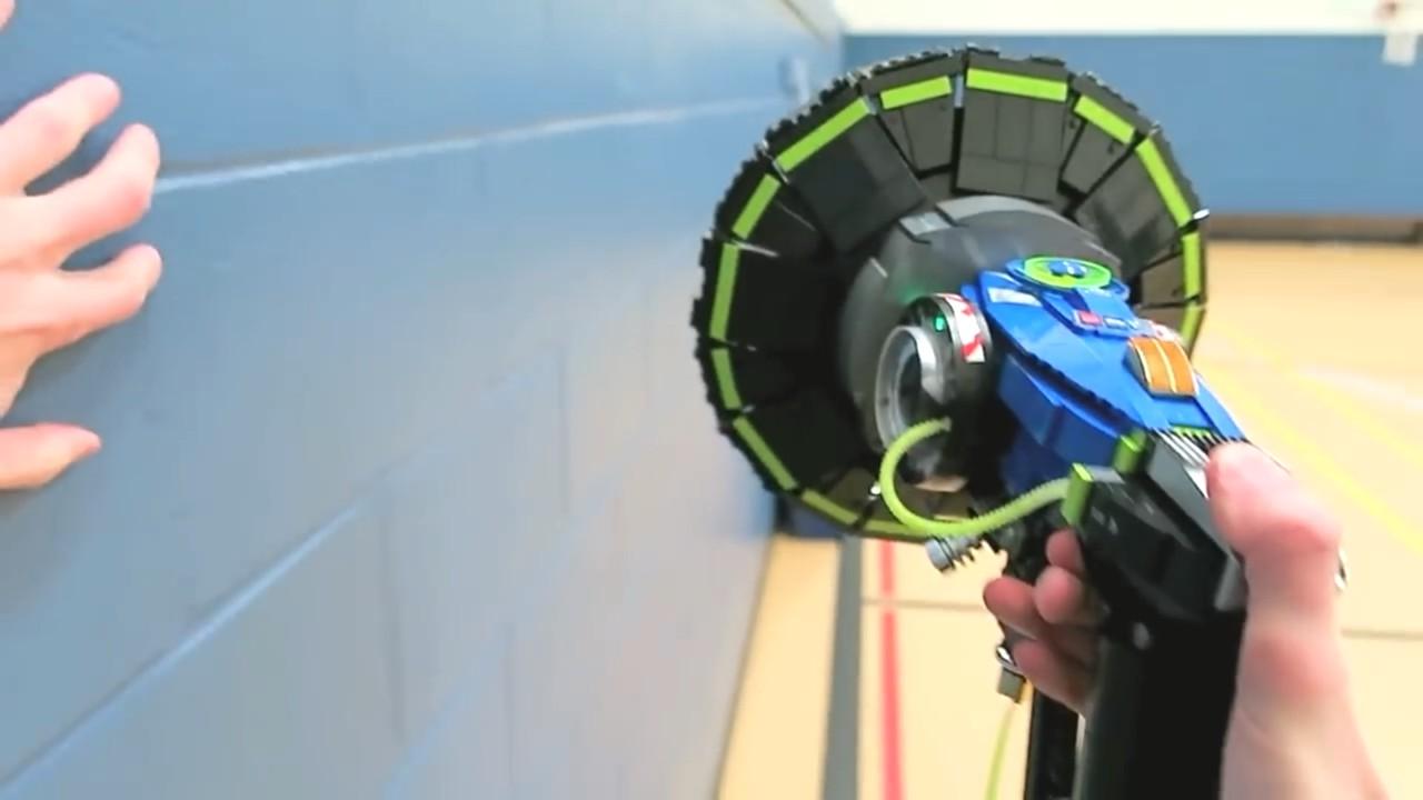 游戏玩家自制乐高版卢西奥音速扩音器 高超的技术让人佩服