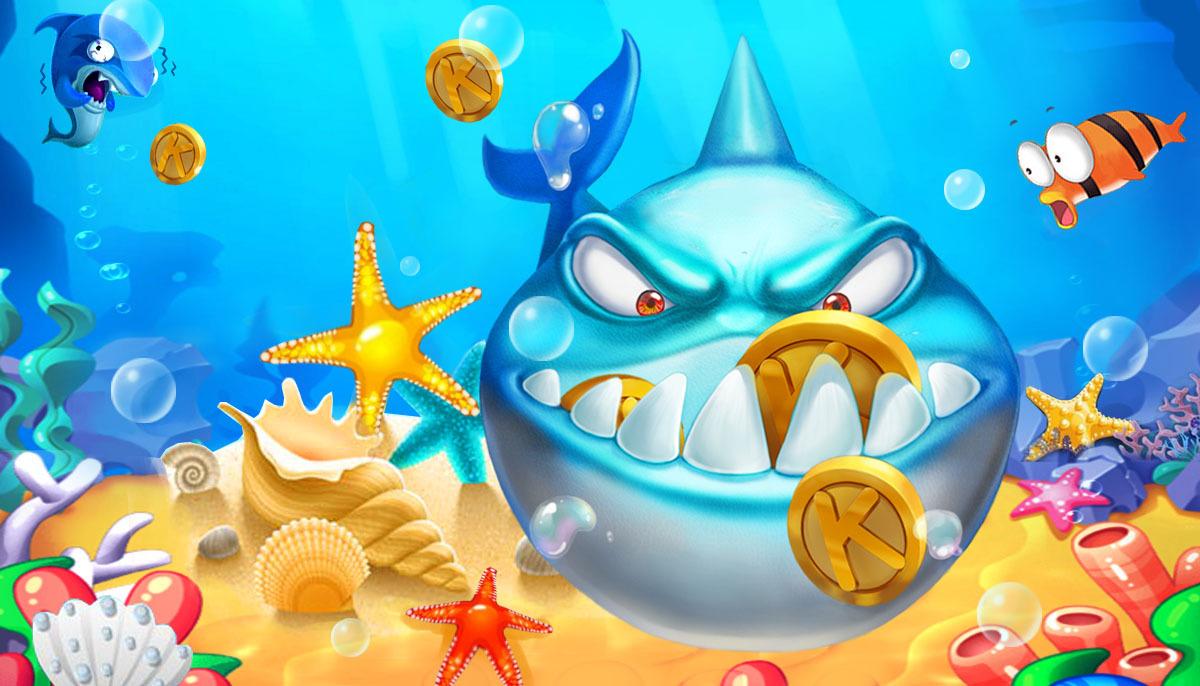 不用充钱又可以赚钱的捕鱼游戏,玩捕鱼游戏也是能赚钱的!