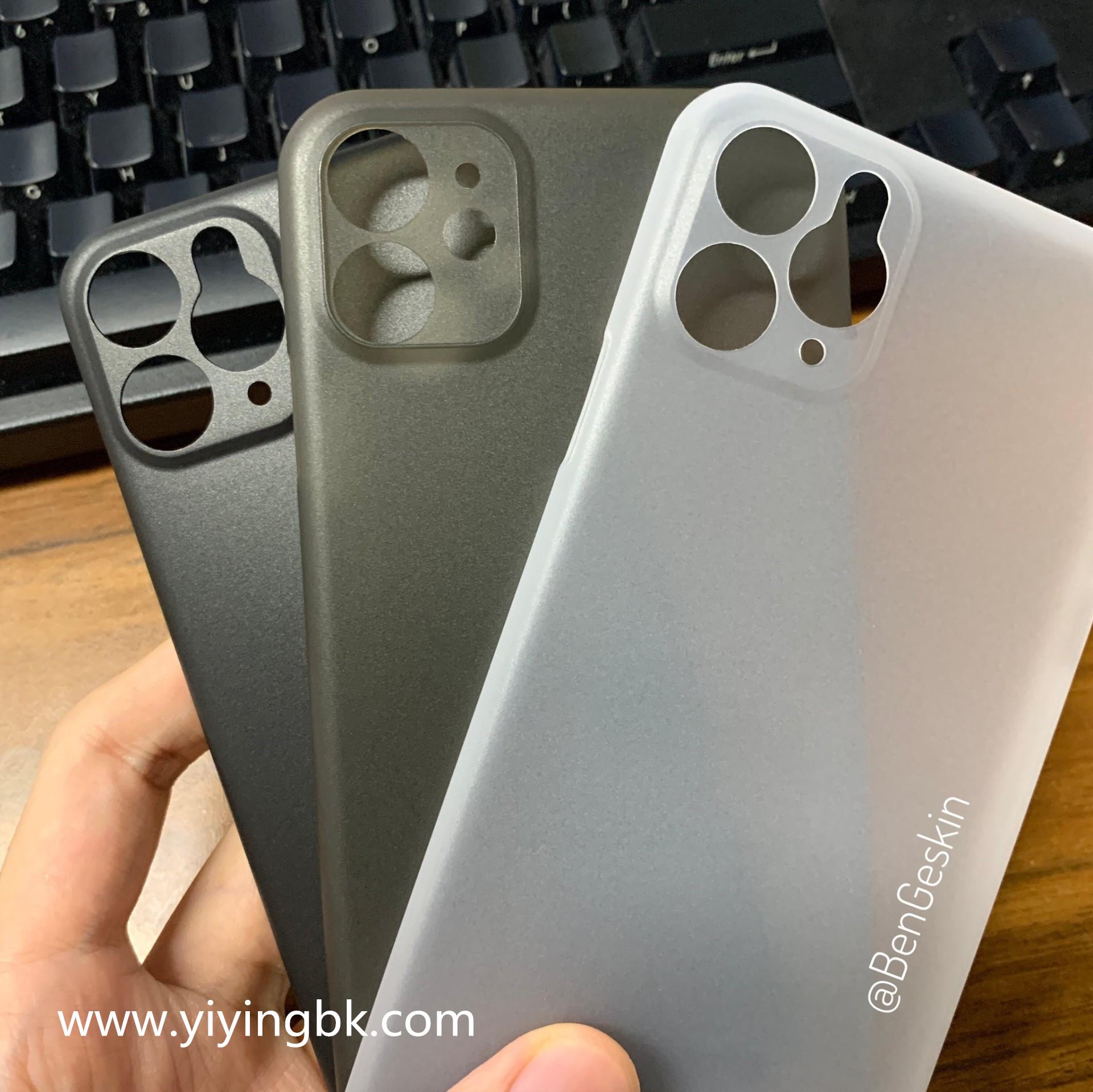 多款新iPhone手机保护壳曝光:激凸方形摄像头模组好辣眼睛