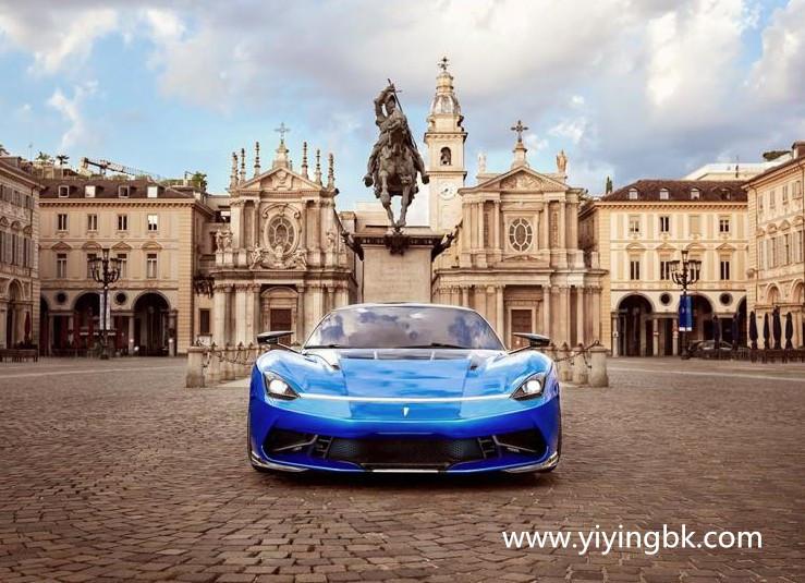 世界上最快的电动跑车,Battista是宾尼法利纳旗下一款全新的电动超跑
