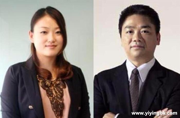 创业时期的刘强东和女朋友