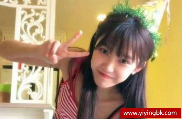 """14岁走红""""剪刀手女神"""",如今长大, 当年说娶她的人还算数?www.yiyingbk.com"""