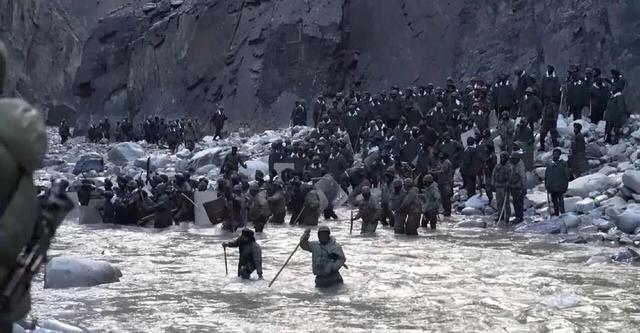 中印加勒万河谷地区冲突现场超高清视频公开,其中5个细节必须牢记